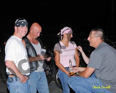 The Pa Roadhouse --  Bike Night