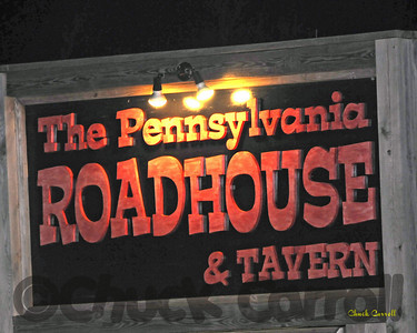 The PA Roadhoiuse -- Bike Night