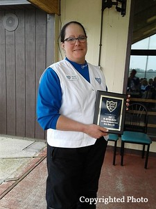 2017 Pa Motor Maids, 1st place Participation Points Award, 635 points for the year. Erin Hoxie
