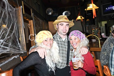 Halloween at the Pa Roadhouse