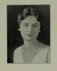"Ogilvie's senior year photo in the 1930 Circle, in which she earned the superalitives ""best looking"" and ""best dressed"""