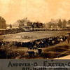 Andover-Exeter weekend at the turn of the 19th century had a decidely quaint feel. (Photo from the Andover archives.)