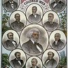 """Distinguished Colored Men,"" artist unknown, 1883"