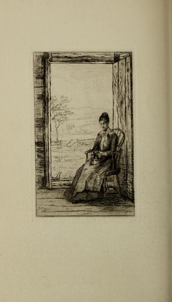 Harriet Frances Osborne 1864 -- The Courant