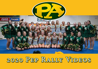 Pep Rally TITLE PAGE