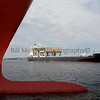 Bulk Ship Passing By