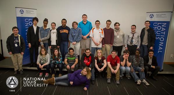 Creative Slam   March 14, 2015   Chicago Campus