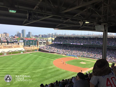 Cubs game and Logan Square Arcade | May 16th, 2015