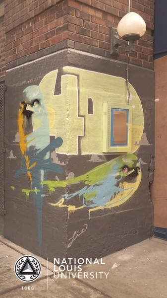 Paint show   Jan.24th 2015