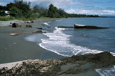 RED BEACH - GUADALCANAL