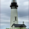 Newport, Oregon: Yaquina Head Lighthouse (est. 1873) is Oregon's tallest (working) lighthouse at 93-feet, and is 162-feet above sea level.