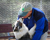 April 10, 2011 ~ Day two at the Bark Park<br /> Marcie gives Pat a big kiss for taking her to the Bark Park she had a blast!