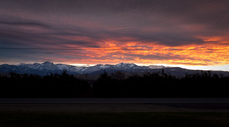 January 1, 2011 ~ The beginning of a new day, and a new year!