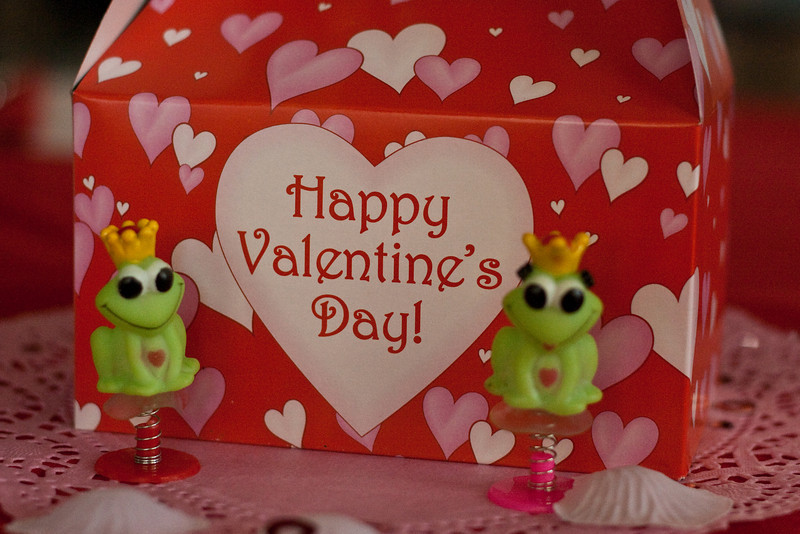 February 13, 2010<br /> Happy Valentines Day, one day early