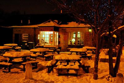 "© Felipe Popovics 8-1-2010 Pub de Roslin (anexo ao ""The Original Rosslyn Hotel"")"
