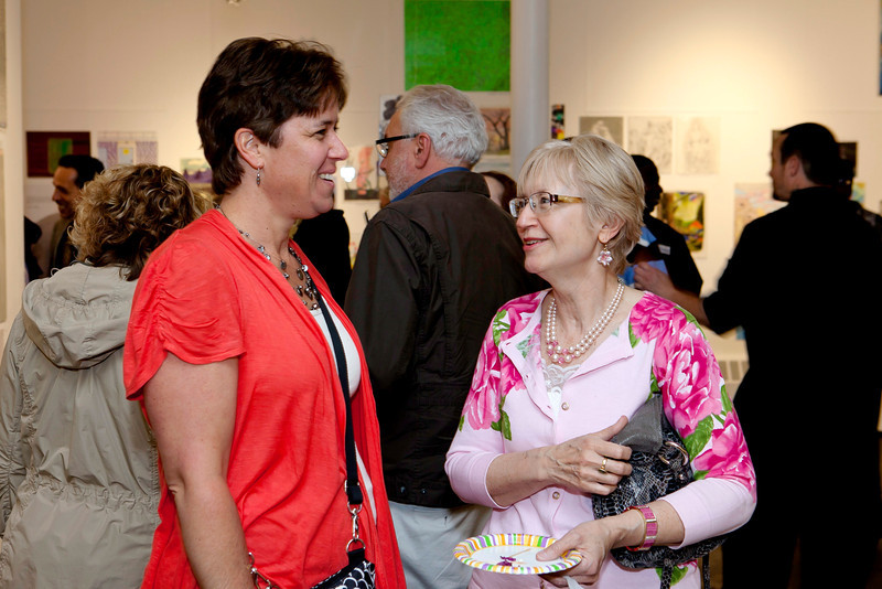 CPA's Deb Rogala and Karen Krukas.