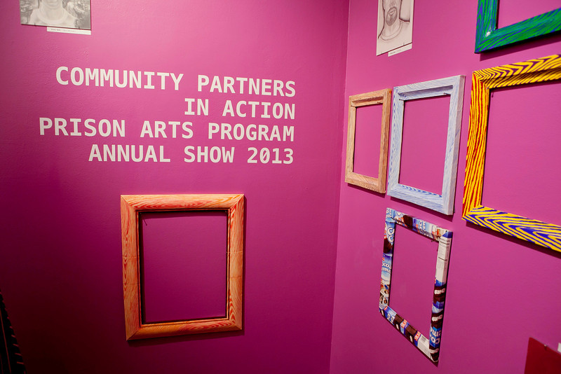 The work of Ross VonWeingarten at the Annual Show 2013.