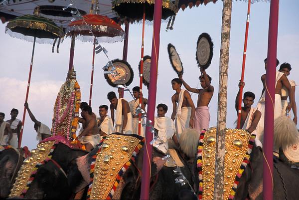 46 Pooram Devi festival