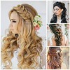 Wedding Hairstyles For Curly Medium Length Hair Beautiful Ideas About Bridal Hairstyles For Mid Length Hair Curly Hairstyles