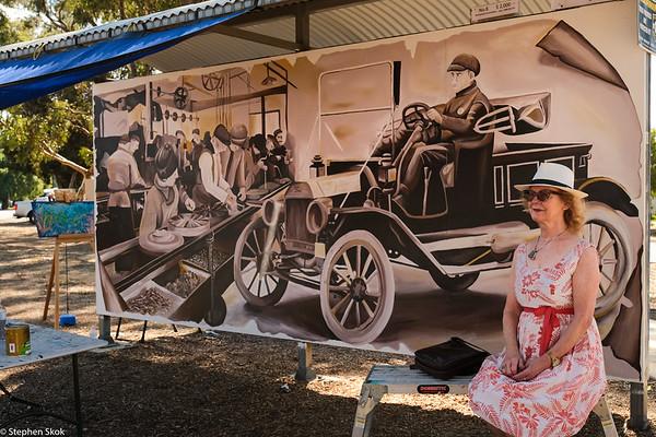 Rochester Mural Art Festival 2021.
