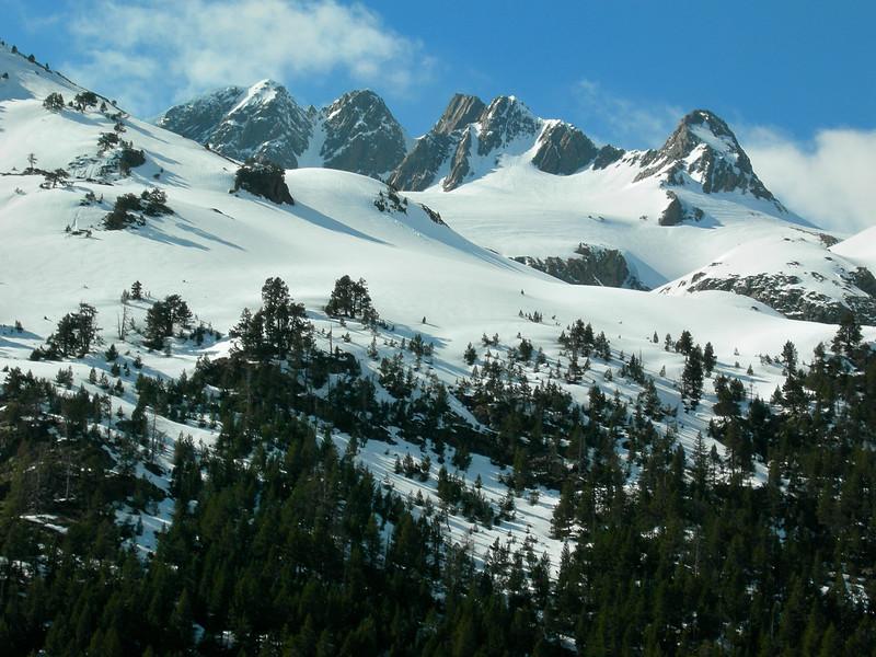 Pirineos desde Llanos del Hospital, Benasque