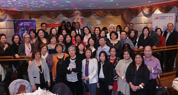 PAL Toronto X'mas Party With Airline Agents and Affiliates