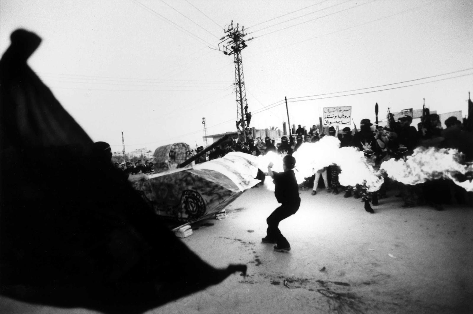 Palestine,  Gazastrip, Rafah