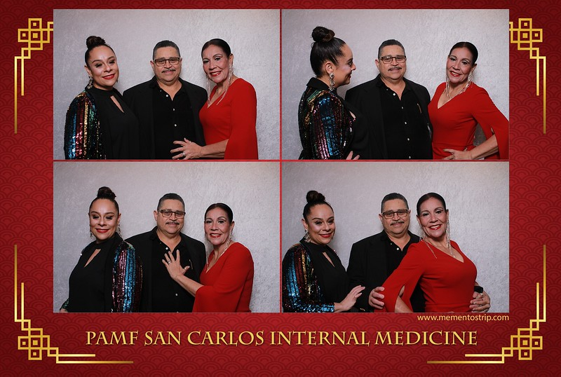 PAMF San Carlos Internal Medicine - Mementostrip Photo Booth