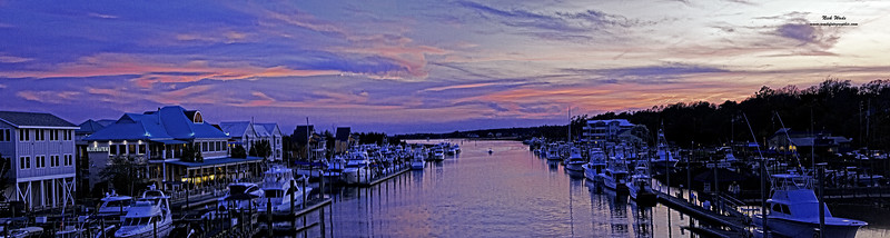 Wrightsville Beach in HD   Size 12x45