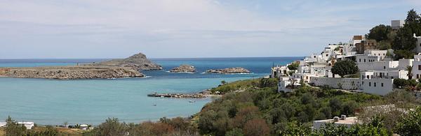 Bay at Lindos