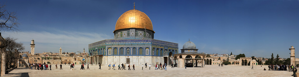 Dome of the Rock III