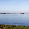 La baie de Lampaul.<br />  Île d'Ouessant<br />  Bretagne ( France )<br /> <br /> (Assemblage de 18 clichés. Prises de vue à main levée)