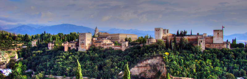 THE ALHAMBRA - SPAIN