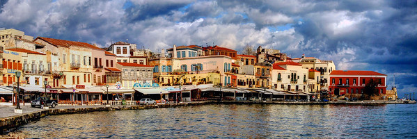 CHANIA WATERFRONT - CRETE