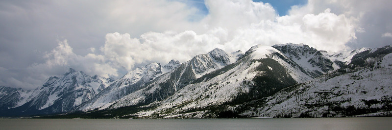 Tetons and Jackson Lake
