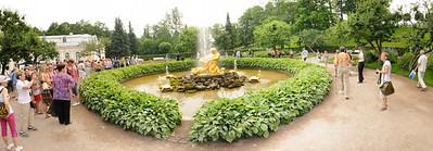 Panorama - Peterhof - 16