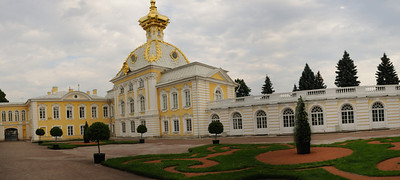 Panorama - Peterhof - 1