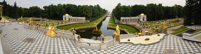 Panorama - Peterhof - 18