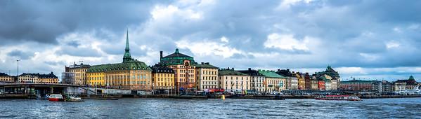 Panoramic Stockholm