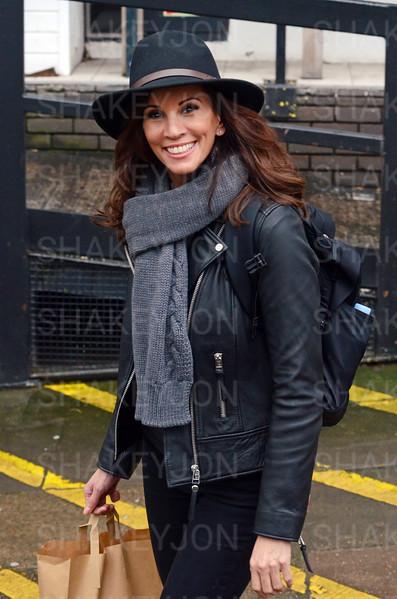 Loose Women presenter ITV 2 February