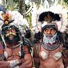 Tari area Huli tribe members