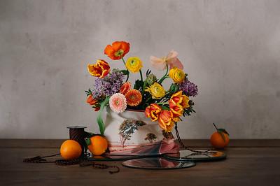 Zubis & Flowers spring 2015
