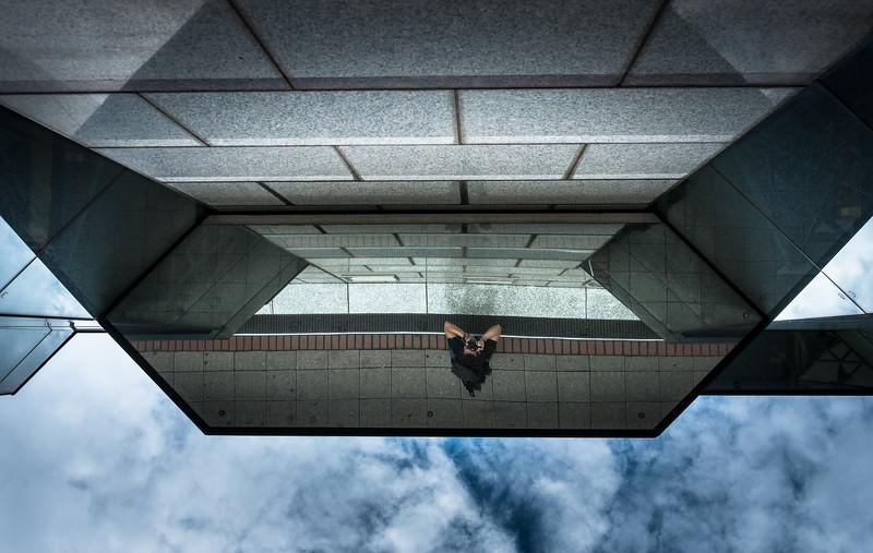 Selfie - Symphony Hall Bham