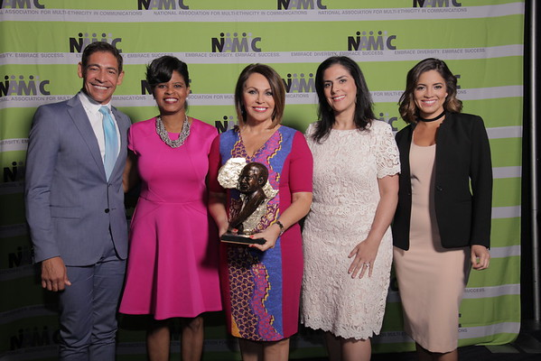 2016 Mickey Leland Humanitarian Achievement Award