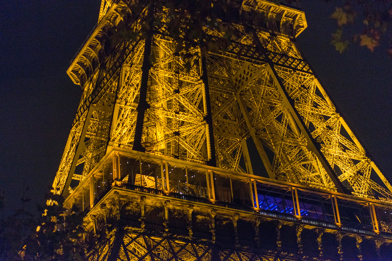Tour Eiffel midi.