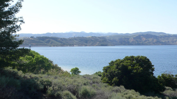 CASTAIC LAKE-MASTER