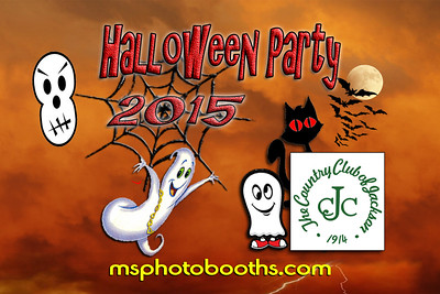 2015-10-29 Country Club of Jackson Halloween Party