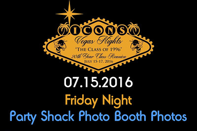 2016-07-15 GHS Class of 96 Photo Booth