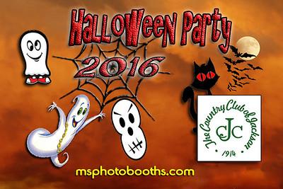2016-10-22 Country Club of Jackson Halloween