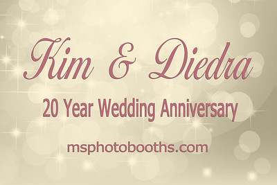 2017-01-07 Kim and Diedra 20th Anniversary